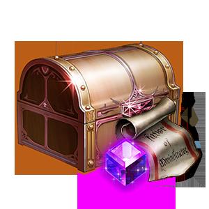 큐나 중형 상자
