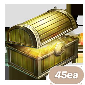 행운의 성장 상자 (무기) 45개입