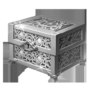 기사단의 저주 주문서 상자