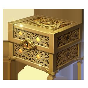기사단의 축복 주문서 상자