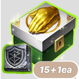 보호 주문서 상자(15+1)