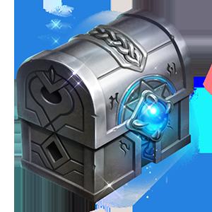 축복받은 오림의 장신구 마법 주문서 상자