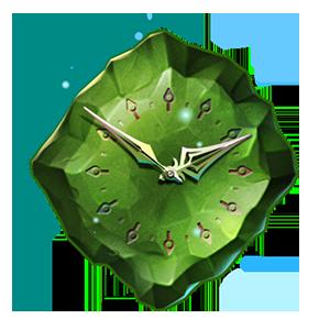 원시의 섬 시간 충전석