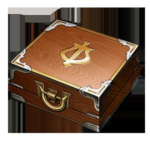 몬스터 백금 큐비클 선택 상자