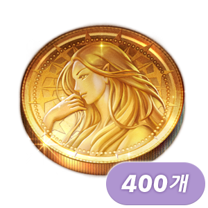 아인하사드의 금화 400개