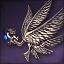 홍문파의 백조 깃털