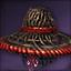 명인의 모자