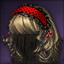 소녀 머리띠