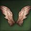자유 날개
