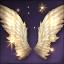 찬란한 자유 날개