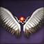백로 날개