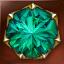 홍문 칠성 녹주석
