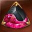 태극 삼성 흑류석