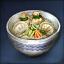 고기 만두 음식상자