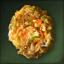 개구리 혓바닥 만두