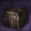 잠긴 거거붕 상자