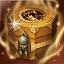불완전한 태천귀걸이 투지 상자
