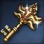 흑창족 황금보물상자 열쇠