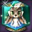 토끼사슴 원석