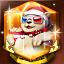 각성 백곰 산타 원석