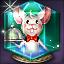하얀 쥐 원석